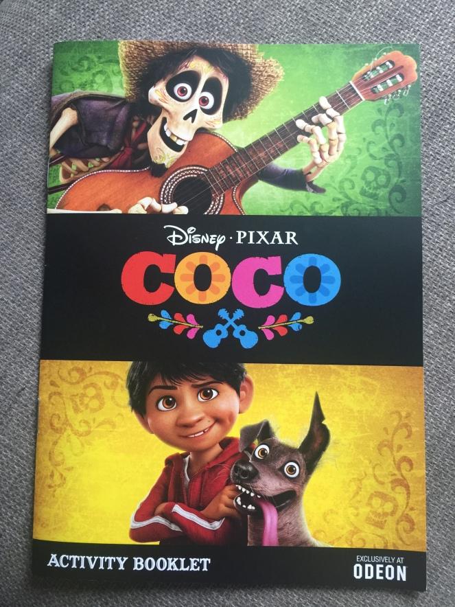 Coco Booklet